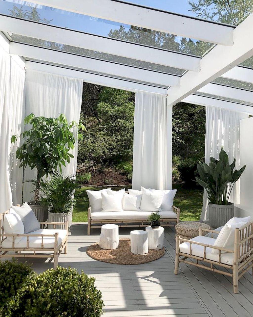 75 Relaxing Summer Backyard Patio Outdoor Seating Ideas #backyardpatiodesigns