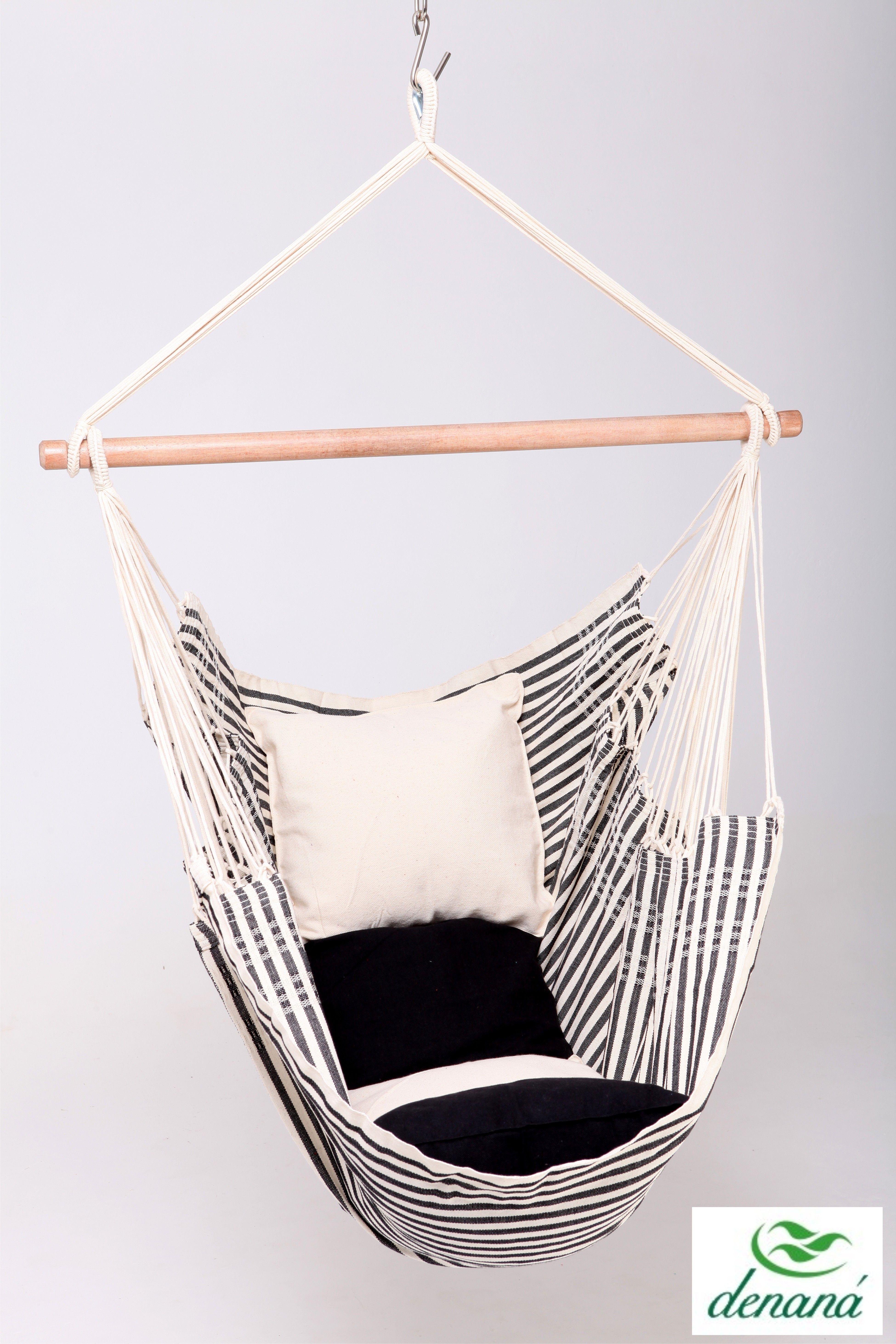 Denana Hamak Brazylijski Fotel Pretinho Hamaki Akcesoria Hotfox Hanging Chair Decor Modern