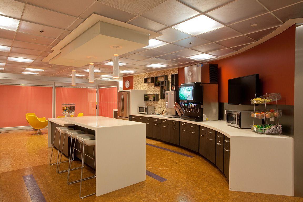 Employee Break Room Decorating Ideas Taco Bell Headquarters