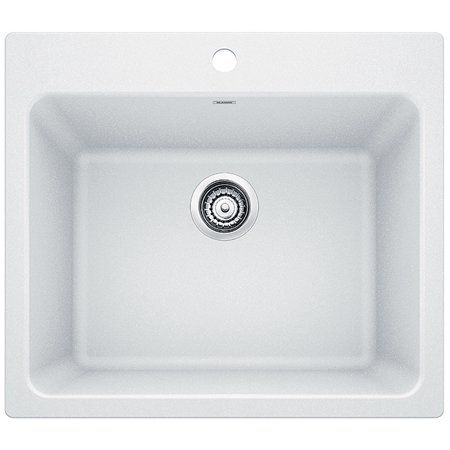 Blanco Liven Laundry Sink White Sink Laundry Laundry Tubs