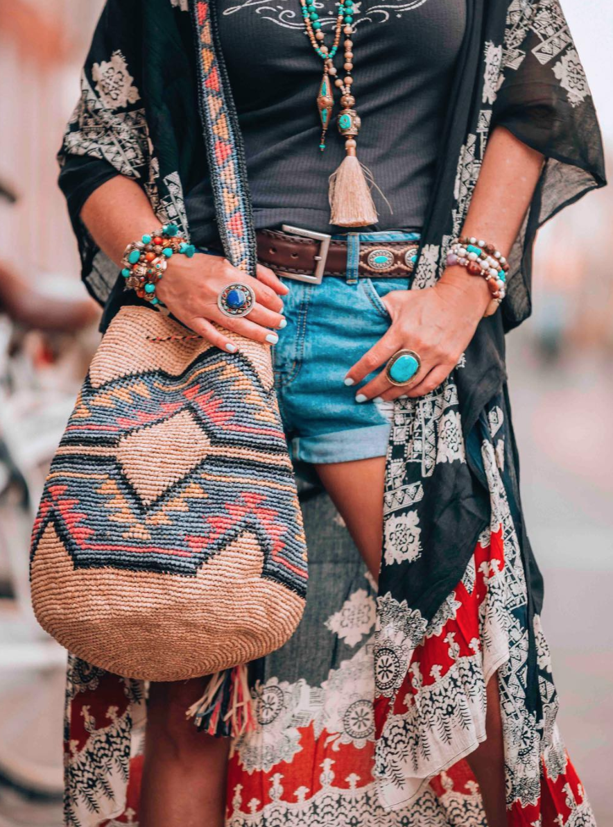 89dada0da Boho chic outfits and accessories to create a Neo hippie bohemian style.  And boho chic underground ideas to wear at summer music festivals.