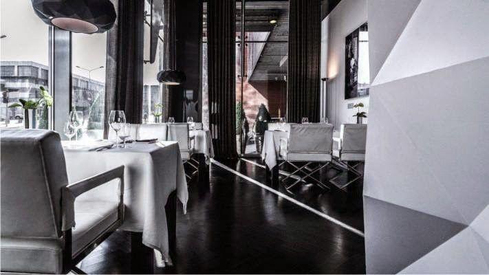 luksusowy hotel blow up hall 5050 restauracja poznań kościuszki