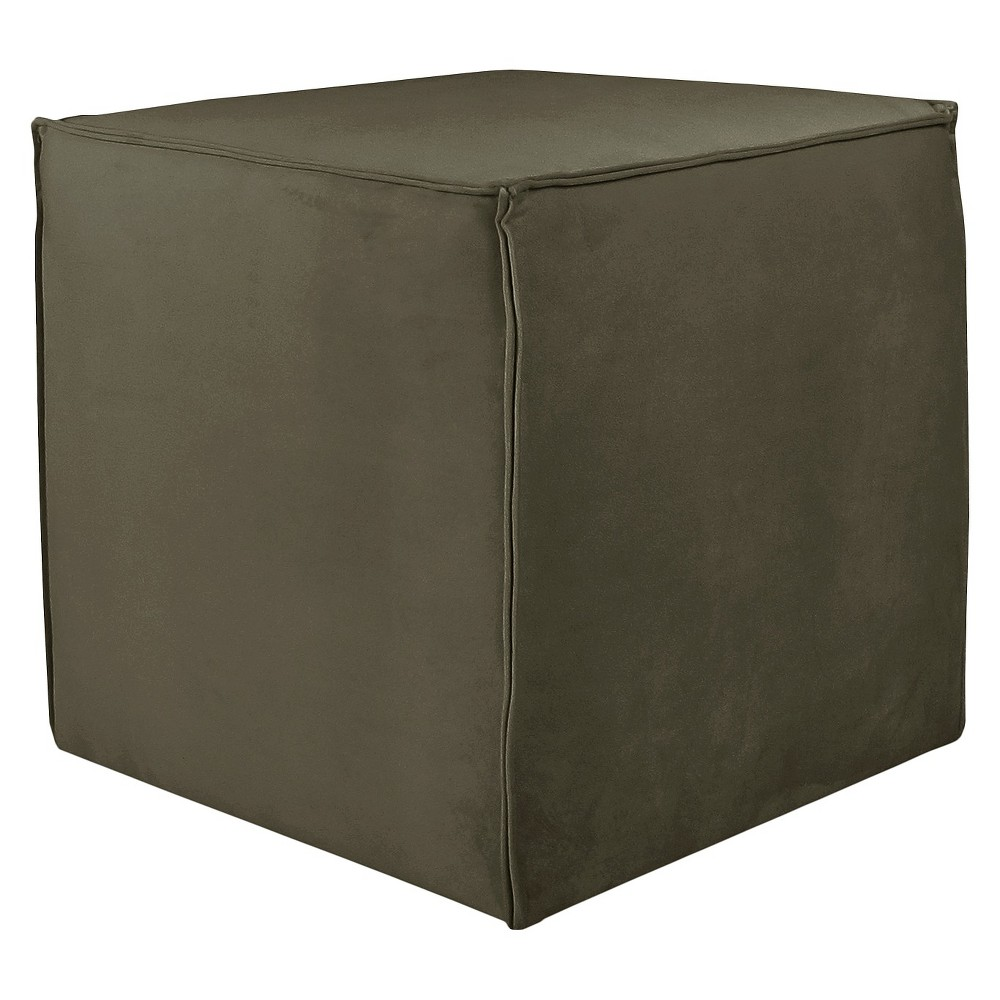 Outstanding Skyline Custom Upholstered Square Ottoman With French Seams Cjindustries Chair Design For Home Cjindustriesco