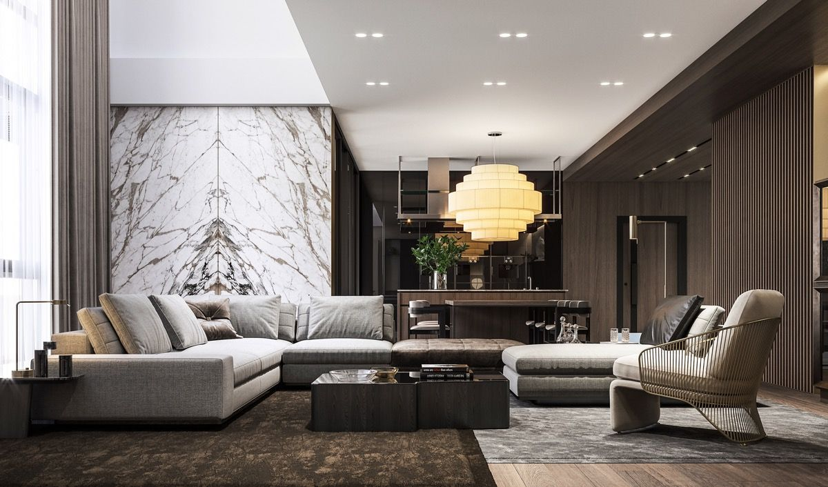 8 Luxury Living Rooms And Tips You Could Use From Them  Luxury