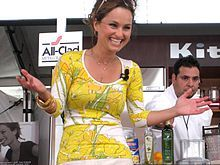 Giada De Laurentiis On May 25 2003 De Laurentiis Married Todd Thompson A Fashion Designer For Anthropologie Giada De Laurentiis Celebrity Chefs Giada