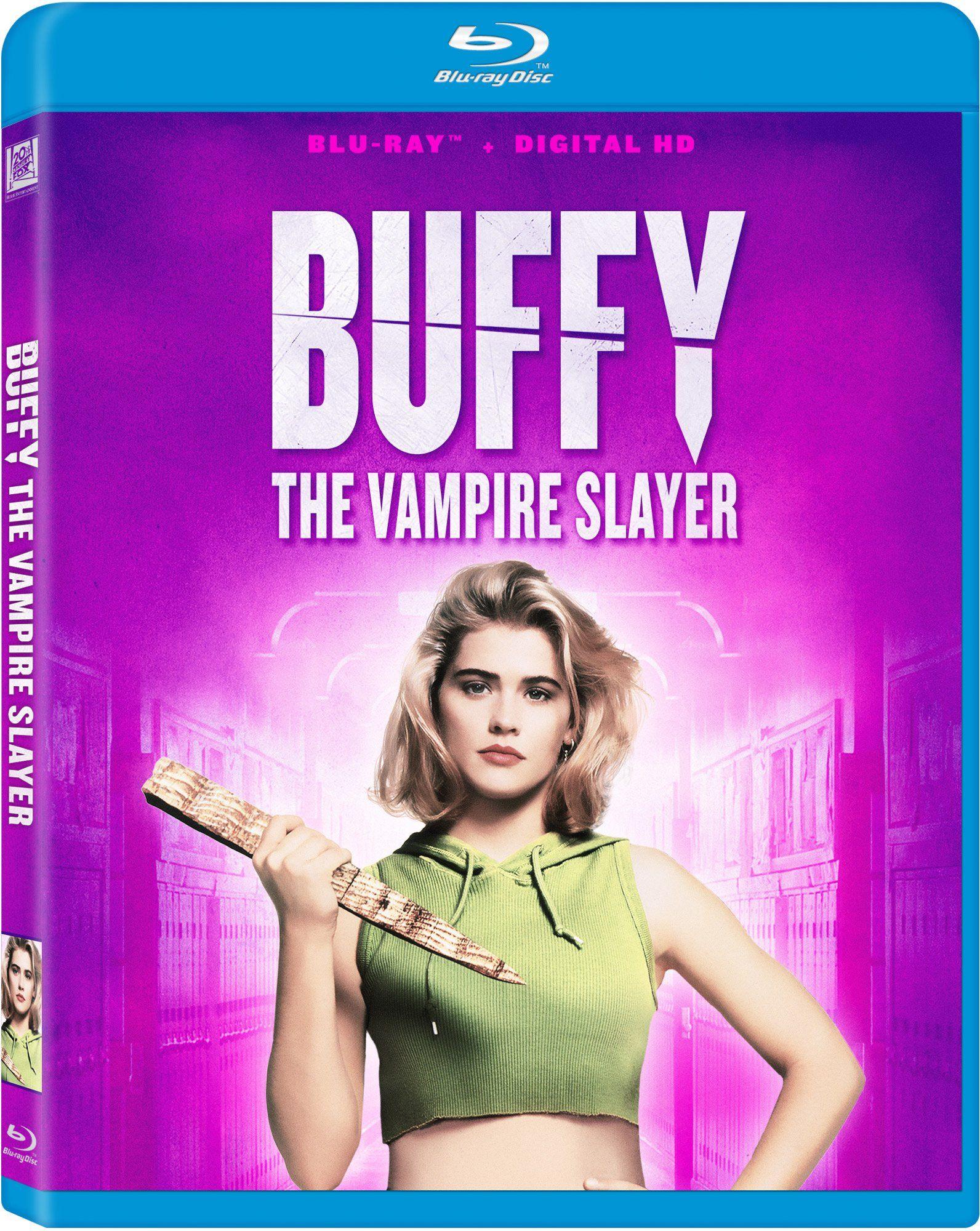 Buffy The Vampire Slayer 25th Anniversary Edizione Stati Uniti Italia Blu Ray Anniversary Slayer Buffy Vampire Buffy La Cazavampiros Buffy Peliculas