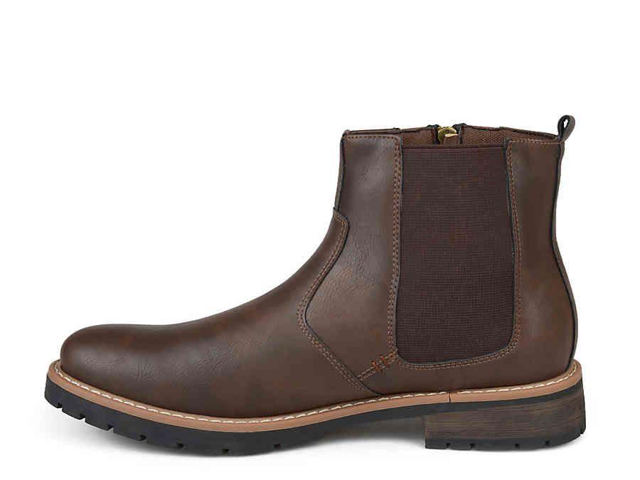 Boots, Zipper boots, Boots men