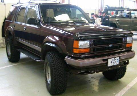 Ex On 35s Ford Explorer Ford Suv Ford Explorer Xlt