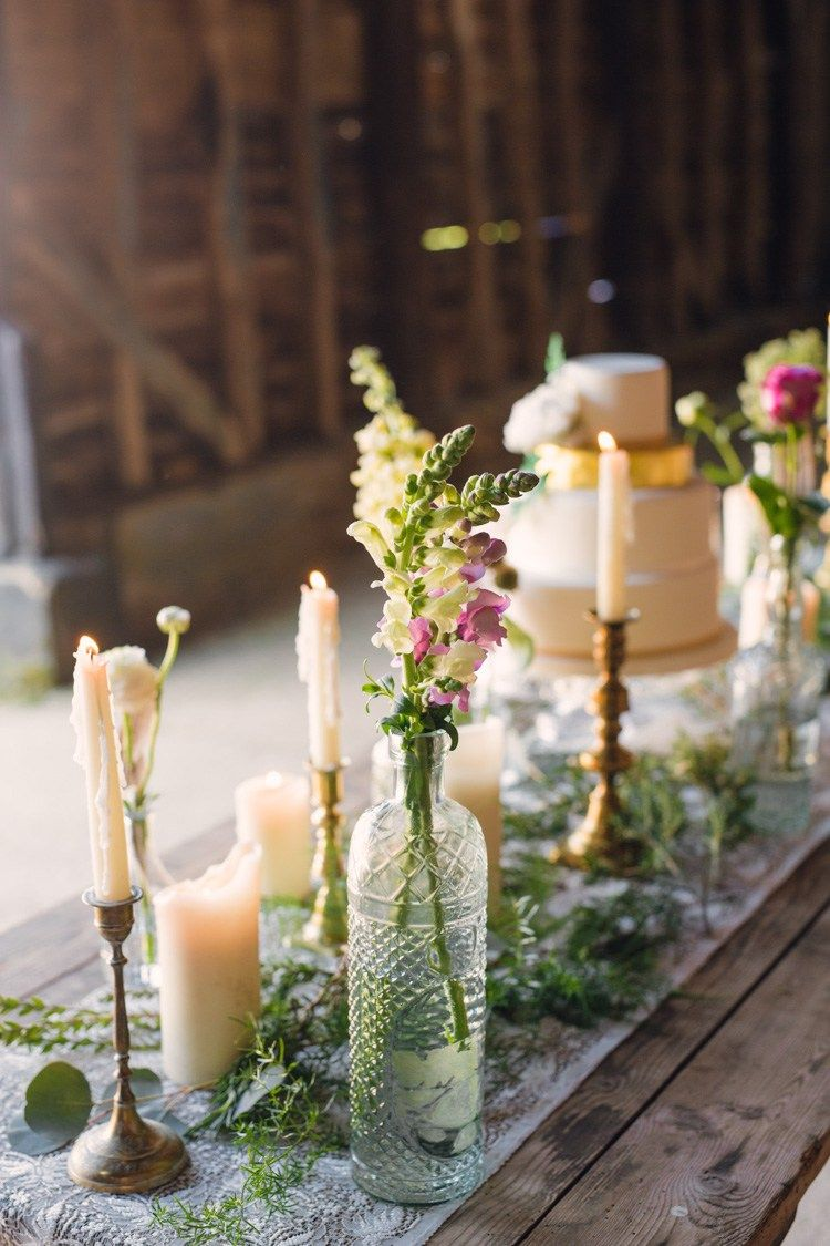 Boho Blossom Summer Wedding Ideas