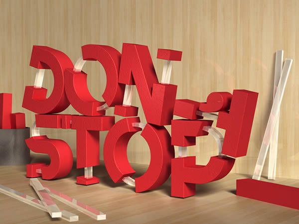 Create 3D Rubber and Glass Text in Photoshop CS6 - Tuts+ Design & Illustration Tutorial