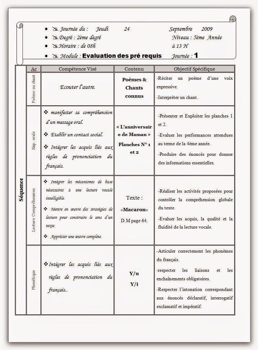 دفتر إعداد الدروس جاهز لمعلمي السنة الرابعة أساسي فرنسية موارد المعلم Journal Evaluation Bullet Journal