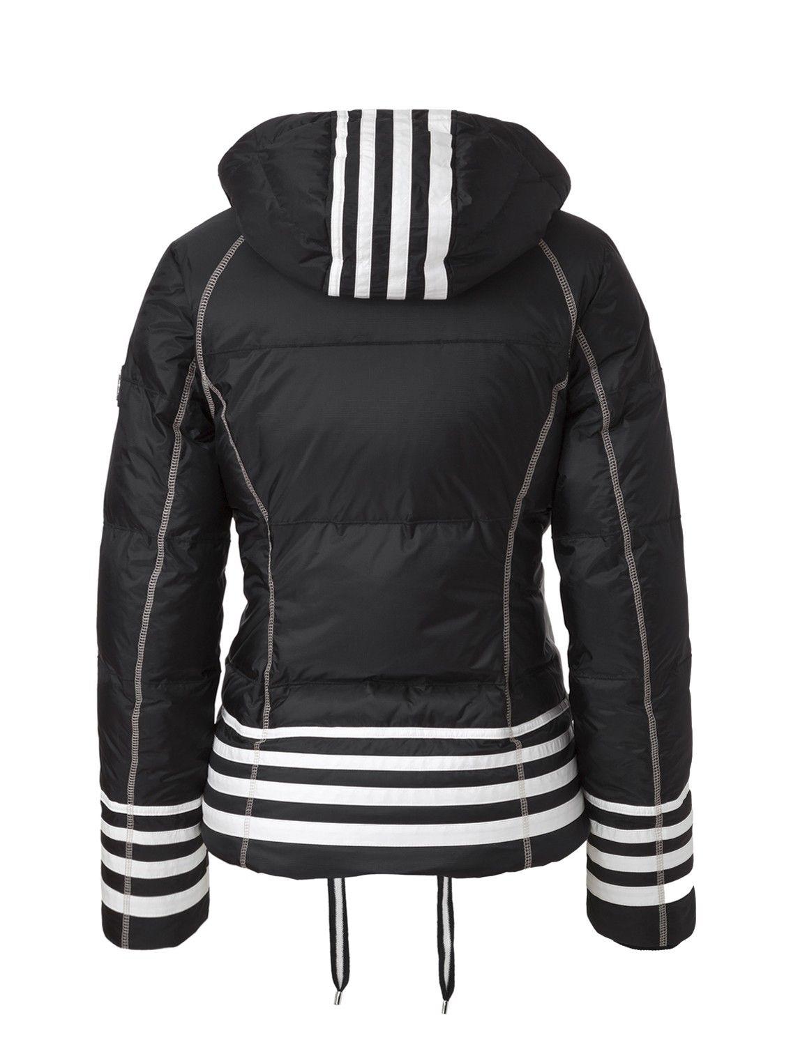 Kesara Ski Jacket Jackets Black Women's Jackets Down BAqFfn