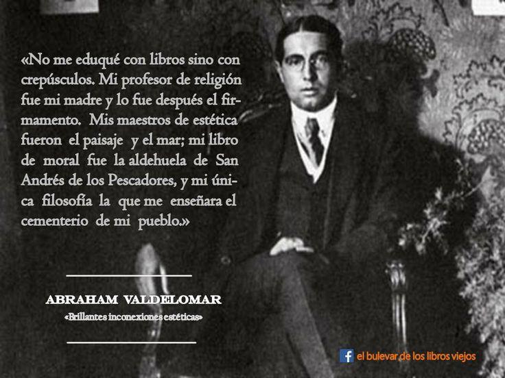 Abraham Valdelomar Literatura Frases Literarias Y Frases
