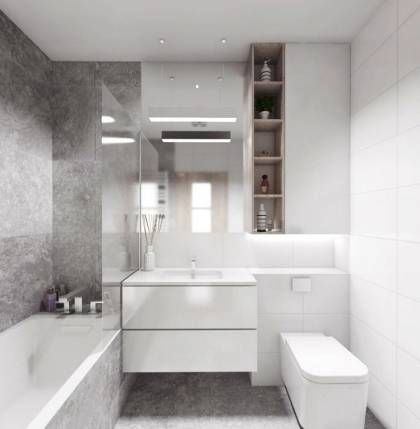 30 Wohnideen für Badezimmer - Bad ohne Fenster einrichten Bad - badezimmer ohne fenster