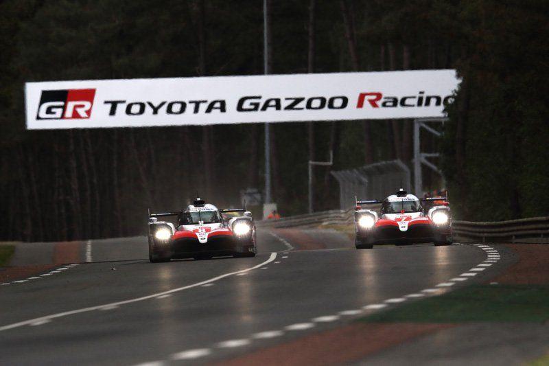 ル マン24時間レース トヨタ 公式テストデー レポート ル マン トヨタ レース