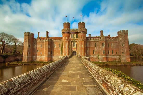 Herstmonceux Medievel Festival August Bank Holiday Weekend 2018