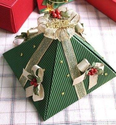 Упаковка подарков - Сайт happynewyear2013!