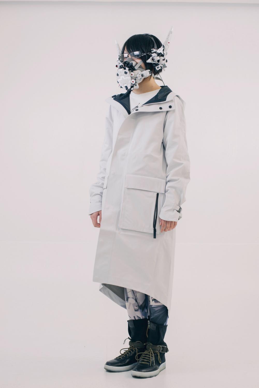 IKEUCHI Hiroto on Twitter Fashion, Coat, Lab coat