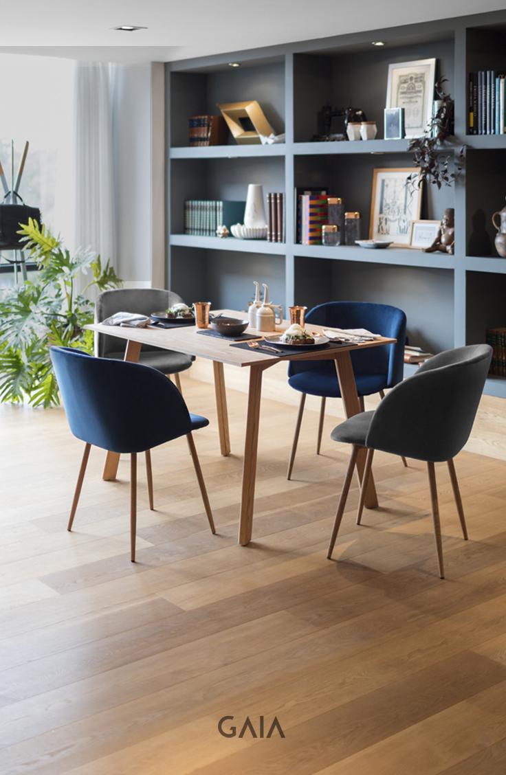 GAIA Design - Mesa Cabrera #Diseño #Comedor #Color #madera#furniture ...