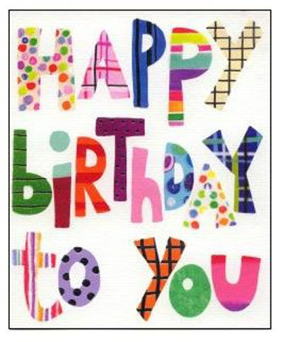 Bildergebnis für Happy Birthday To You Song