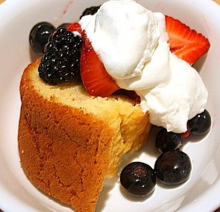 Pound Cake Made With Splenda