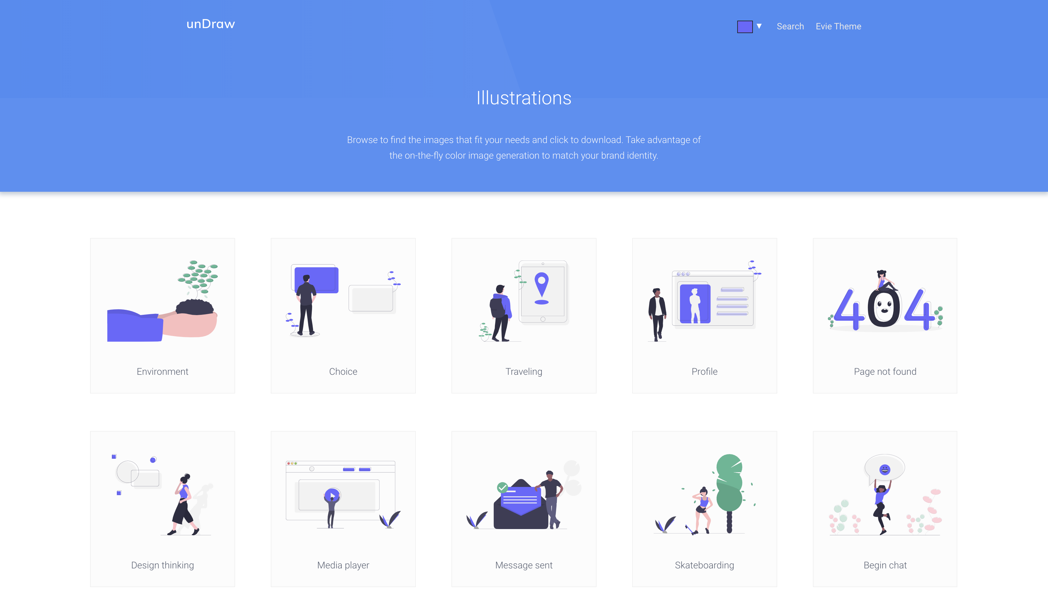 unDraw Illustration, Beautiful websites, Design