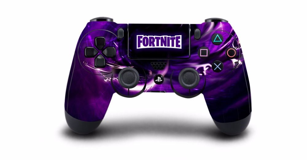 fortnite ps4 controller skin - fortnite on mobile with ps4 controller