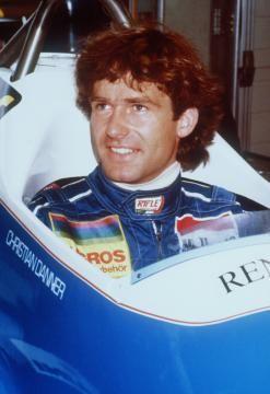 Formel 1: Christian Danner 1987                                                                                                                                                                                 Mehr