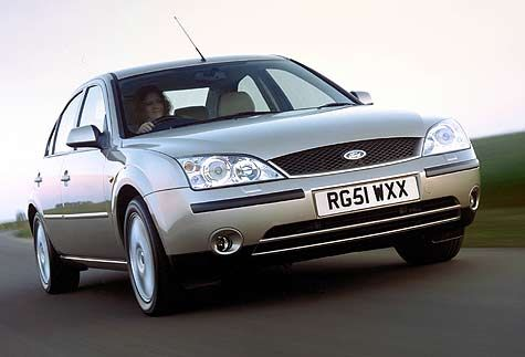 2000 Ford Mondeo Mk Iii For The Turn Of The Milennium Med Billeder Biler
