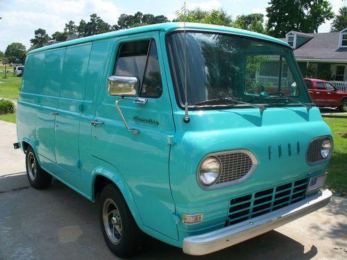1964 Ford Econoline E100 Classic Chevy Trucks