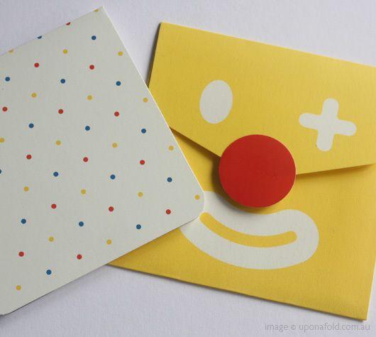 Schön Clown Party Kinder Geburtstag Einladung