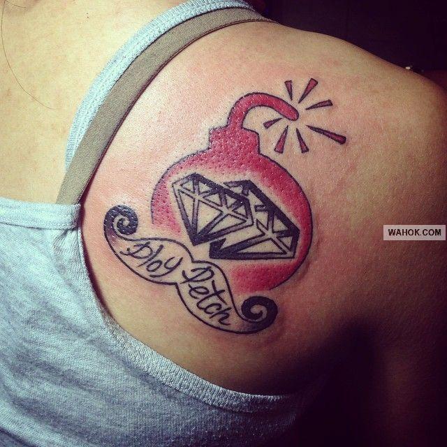 70 Gambar Tato Di Pundak Body Art Tattoos San Antonio
