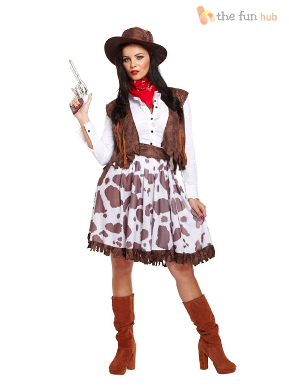 6 x Cowboy Necktie Red Wild Western Theme Indians Cowgirl Prop Costume Accessory