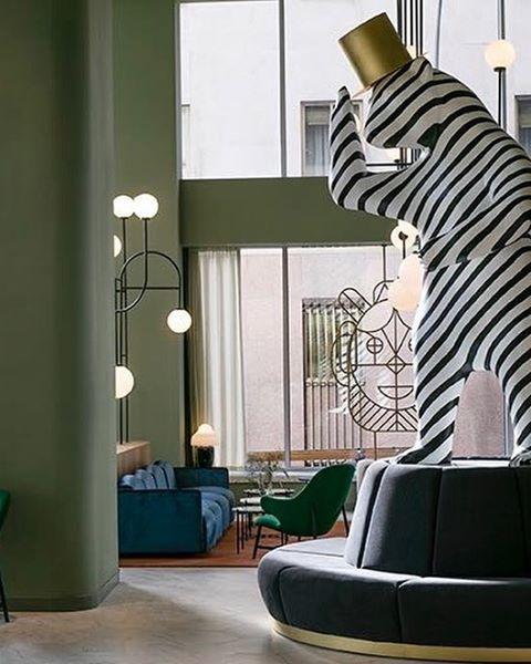 hotel barcel torre de madrid by jaime hayn nuevo estilo