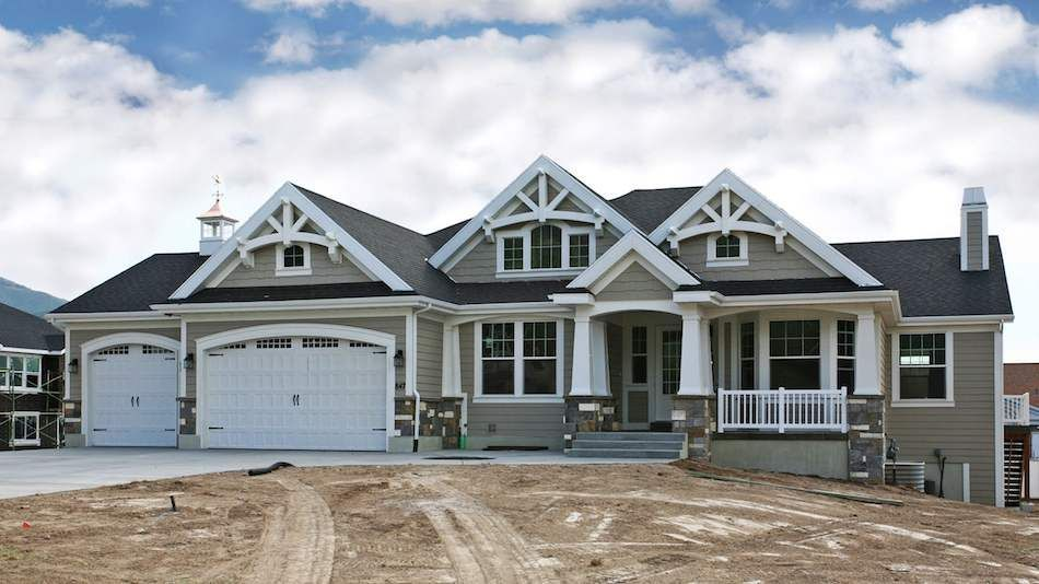 Cool Craftsman House Plans Utah 7 View In 2021 Small Ranch Style House Plans Ranch Style House Plans Rambler House Plans