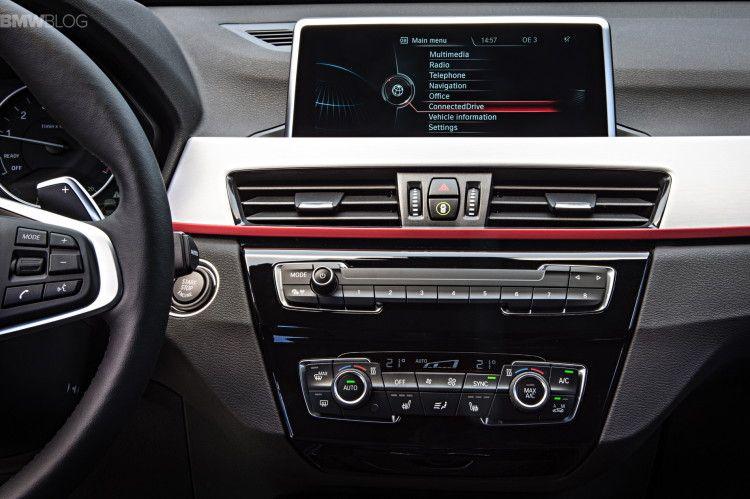 2016 Bmw X1 First Drive Bmw Interior Bmw Bmw Convertible