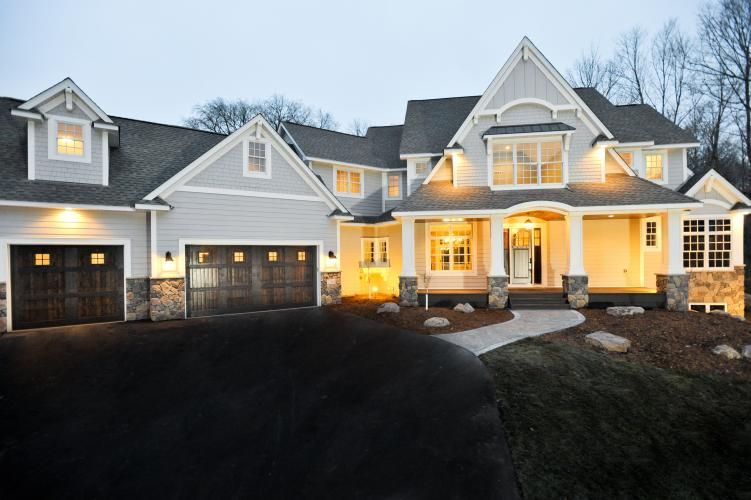 We Love The Triple Peaked Roof 2012 Fall Remodelers