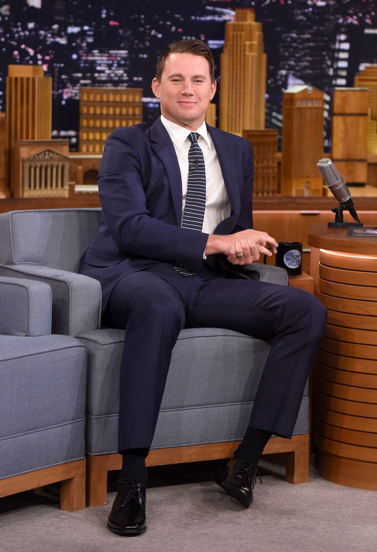 Kid theater with channing tatum the tonight show starring jimmy fallon