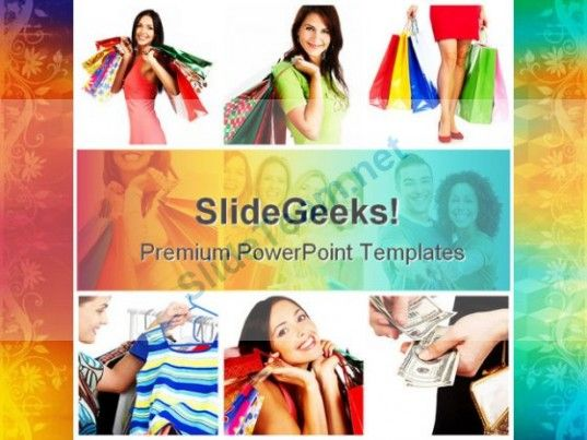 Shopping women lifestyle powerpoint template 0810 powerpoint shopping women lifestyle powerpoint template 0810 powerpoint templates themes background toneelgroepblik Images
