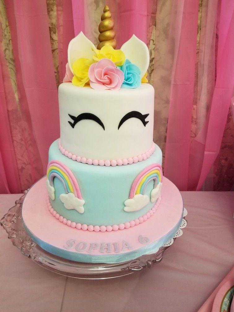 Unicorn Cake Unicorn Birthday Cake Unicorn Cake Birthday Cake