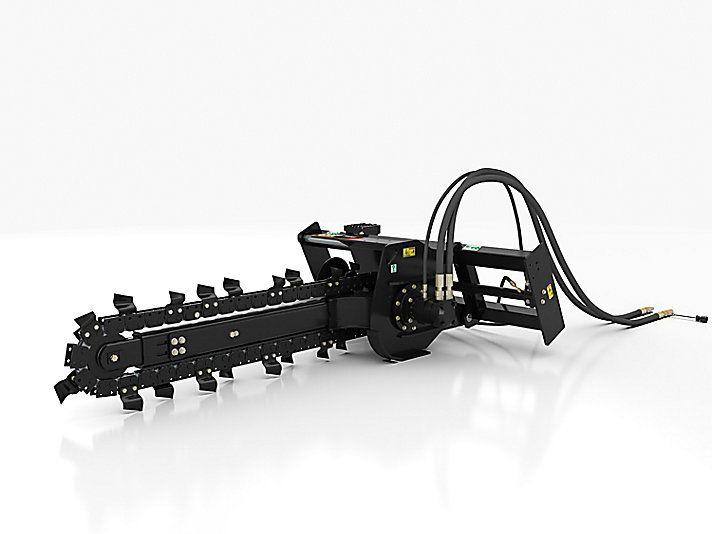Cat T15b Trencher High Flow No Chain Caterpillar