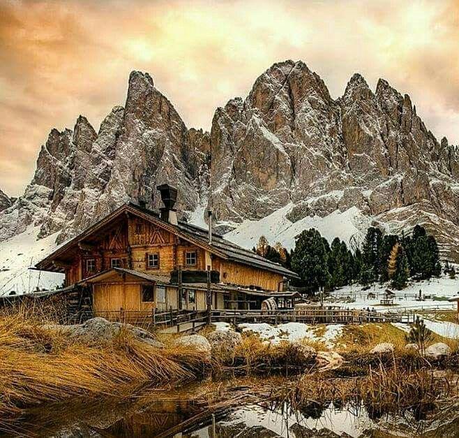 Geisleralm, Dolomites