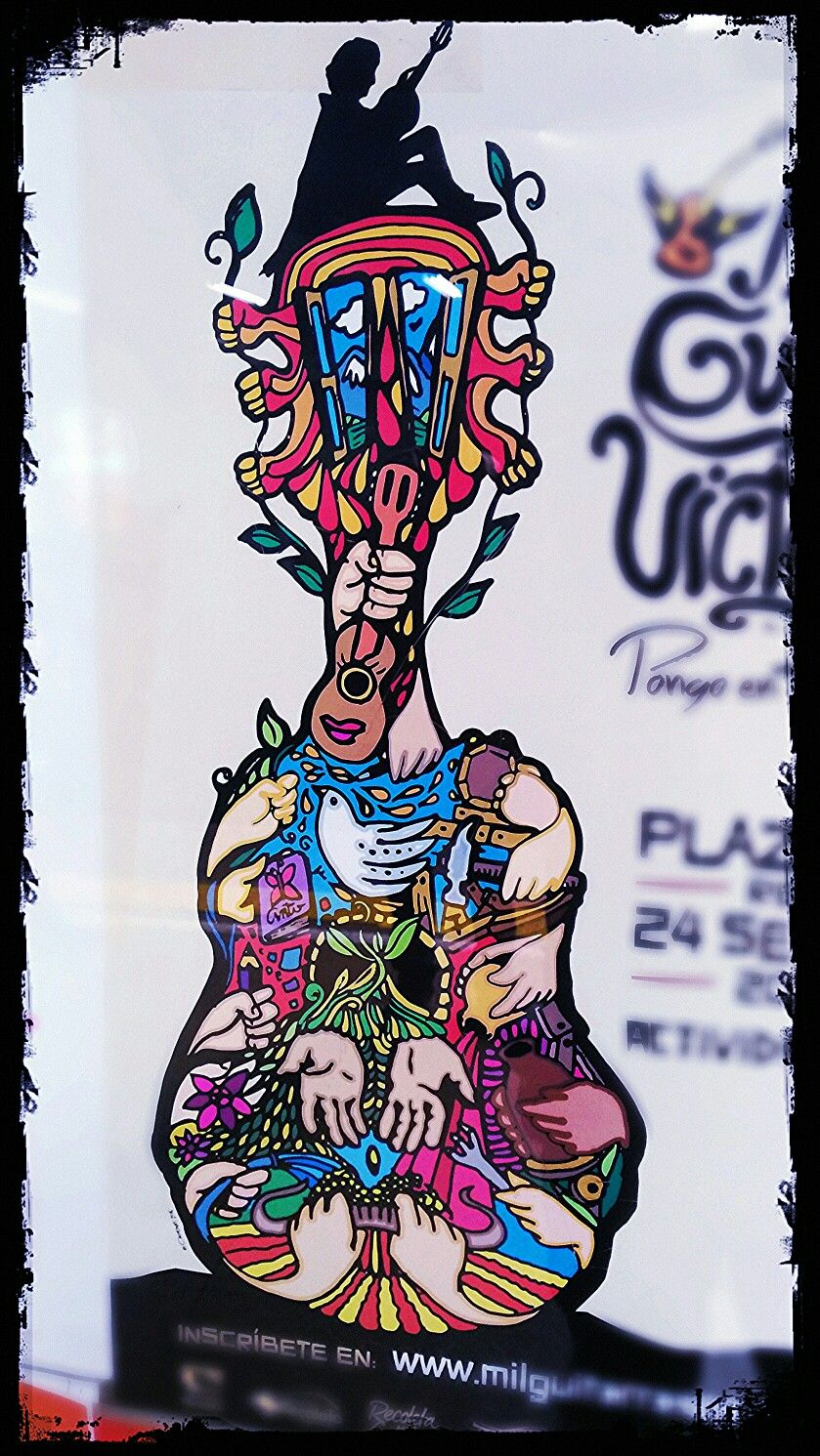 Gráfica Chilena La Mejor Murales Arte Latinoamericano Arte De Protesta