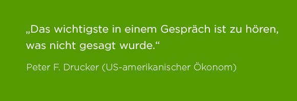 Zitat Von Peter F Drucker Drucken Zitate