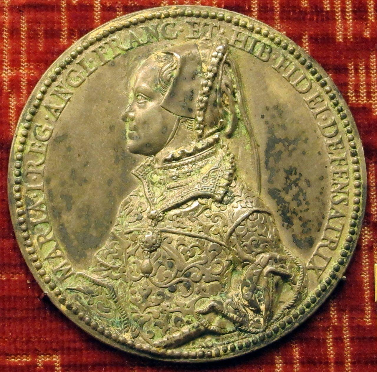 Photo of Category:Mary I of England