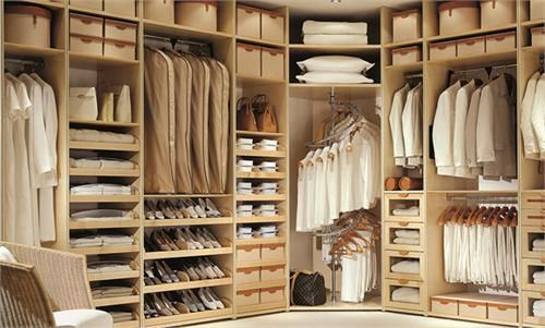 The Perfect Corner Closet The Ultimate Wardbrobe System