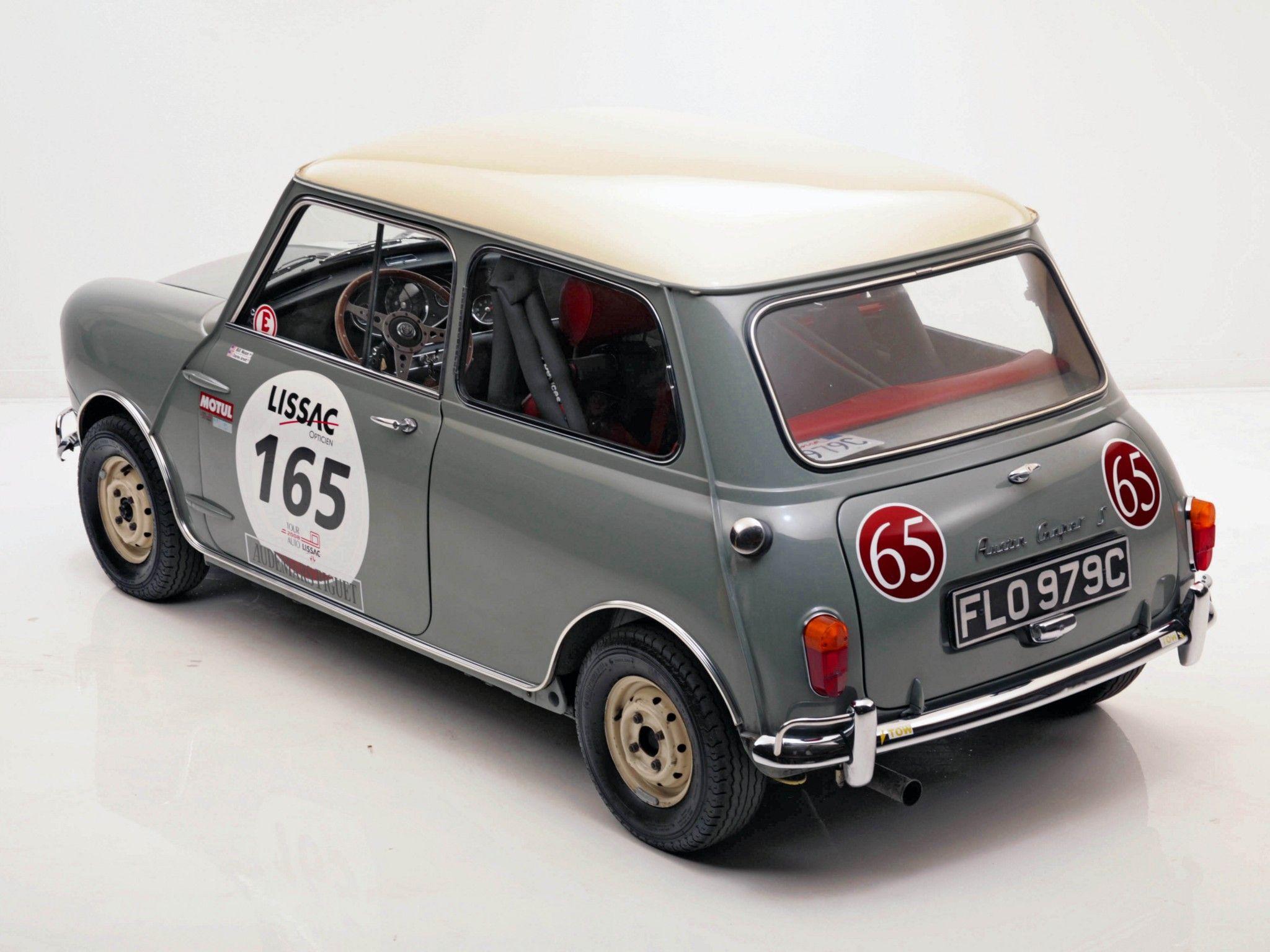 1964 68 austin mini cooper s rally mini mini cooper s rover mini cooper mini cooper classic. Black Bedroom Furniture Sets. Home Design Ideas