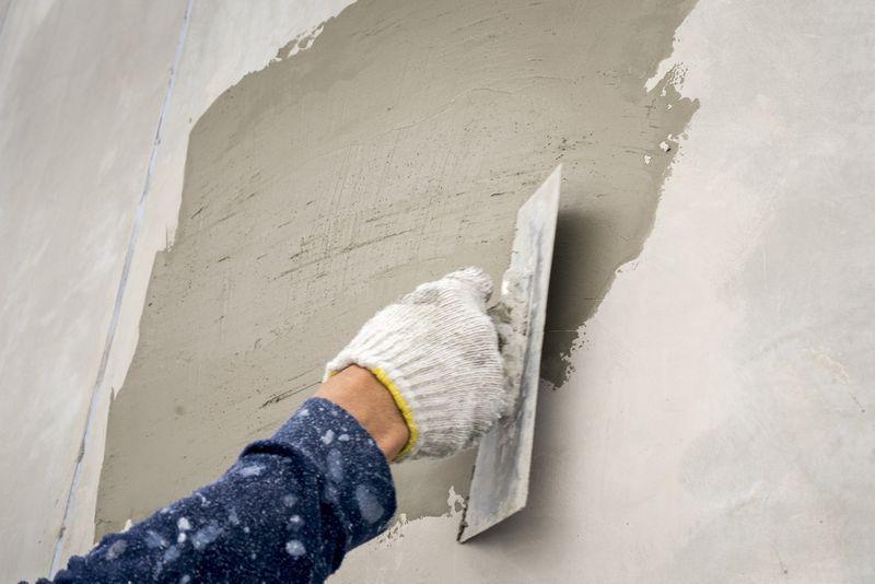 How To Resurface Concrete Concrete Resurfacing Diy Concrete Patio Retaining Wall Construction