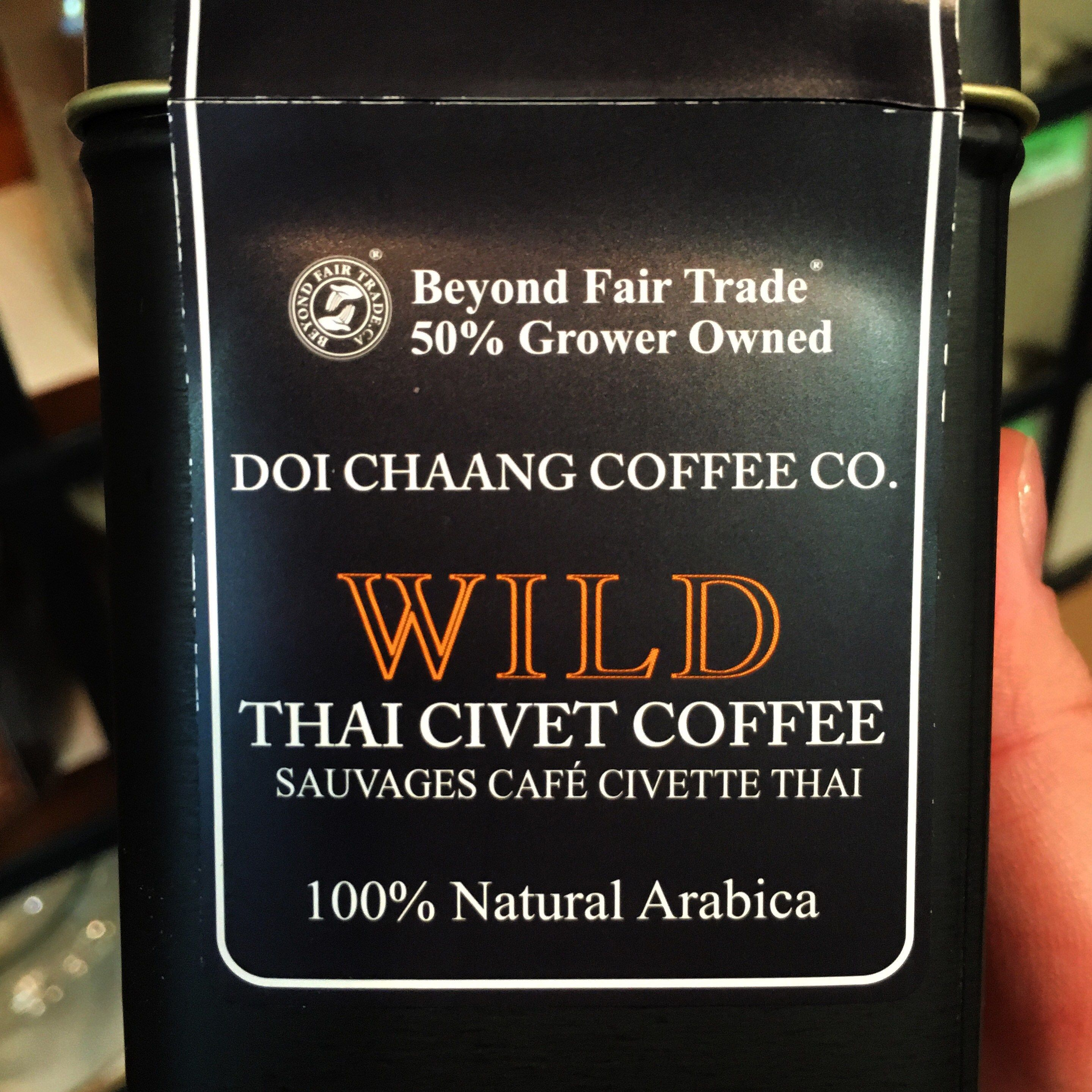 wild civet coffee What is it? Is it a luxury? Or a