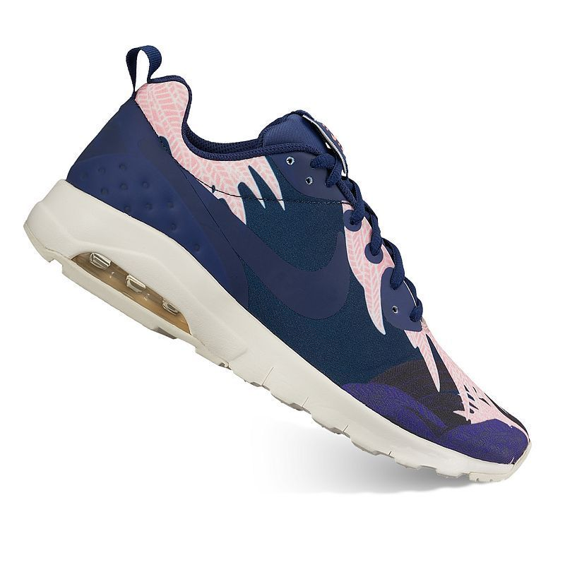 fc53c1332d Nike Air Max Motion LW Print Women's Shoes, Size: 8.5, Dark Blue